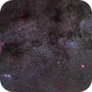 Cassiopeia wide field,                                f3000
