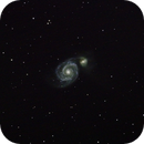M51 first try,                                Michael Kane