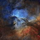 NGC6188 - The Fighting Dragons of Ara,                                Juan Filas