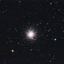 M13 - Great Globular Cluster,                                Wouter Cazaux
