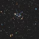 M103 under full moon / Canon 600D + Celestron C6 XLT SC / SW EQ-M35 / 800I  O,                                patrick cartou