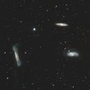 Leo Triplet (M65, M66, NGC 3628),                                Christian Vial Arce