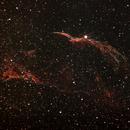 Western Veil Nebula,                                Ghernandez110