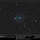 NGC 6543,                                Florian Signoret