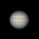 IR+RGB Jupiter + Ganymede,                                umbarak