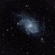m33 the Triangulum galaxy,                                Bryan Skalski