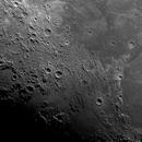 Moon 10/5/19, Mare Serenitatis & Surrounding Craters,                                doug0013