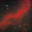 Barnards Loop with M78 and LDN1622 in HARGB,                                Erik Guneriussen