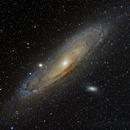 M31,                                Steve Yan
