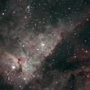 Carina Nebula and Keyhole Nebula - First Light QHY183C,                                Paul Wilcox (UniversalVoyeur)