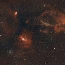 NGC 7635,                                Jean-Pierre Bertrand