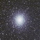 Globular Cluster NGC 5139,                                LacailleOz