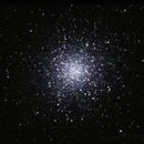 M13 - Globular Cluster in Hercules,                                Ray Ellersick