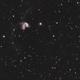NGC 4038/NGC 4039 - Antennae Galaxies,                                Samara