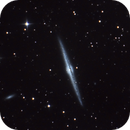 NGC4565 with ATIK 314L+,                                Dieter333