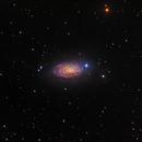 M63 La Galaxia Del Girasol,                                Alberto Pisabarro