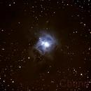 Iris Nebula,                                Ekaterina Vorontsova