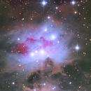 "Sh2-279 The Running man Nebula,                                Makoto""G-H""Shindou"