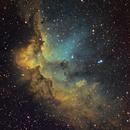 The Wizard Nebula,                                Andrew Marjama