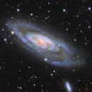 M106 LRGB (data shared by Oscar),                                Marco Favro