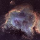 IC 1848 - The Soul Nebula,                                Arun H.