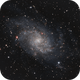Galaxy M33 in Triangulum,                                JimD