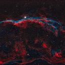 NGC6960 Witch's Broom,                                Lorenzo Taltavull Menéndez