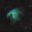 NGC 281 Pac Man,                                Michael Wagner
