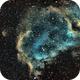 IC 1848 Soul nebula,                                JonathanBlake
