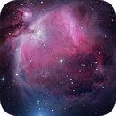 M42 and M43,                                Tim Stone