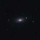 M63 - Sunflower Galaxy,                                Benny Colyn