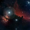 Horsehead Nebula revised,                                cajusor