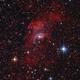 Bubble nebula,                                Morris Yoder