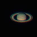 Saturn-testing ASI 290 MC-Meade triplet-Bresser Barlowx5-SharpCap,                                Adel Kildeev