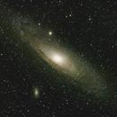 M31 - The Andromeda Galaxy,                                cclark