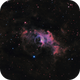 NGC 7635,                                Iñigo Gamarra