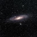 M31 Andromeda Galaxy,                                star-watcher.ch