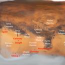 Mars complete global map of the 2020 opposition,                                Filippo Scopelliti
