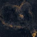 IC1805 Heart Nebula,                                Giovanni Cortes