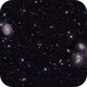 NGC 5371 and Hickson 68 in CVn,                                GJL