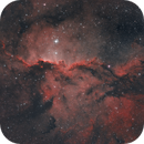 NGC6188 With OSC and L-eXtreme Filter,                                Patricio Segovia