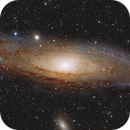 M 31 Andromeda Galaxi,                                Marc Verhoeven