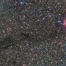 IC5146 - Cocoon nebula,                                Bart Delsaert