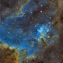 NGC 896 - Heart Nebula in SHO,                                Marc Schuh
