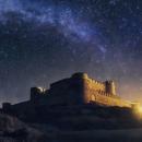 Milky Way over Almenar Castle,                                Astrofotógrafos