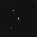 Bodes Galaxy M81,                                George