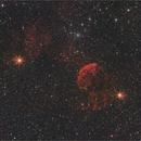 Nebulosa de la medusa,                                z.z