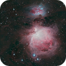 Orion Nebula,                                astroberger