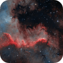 NGC7000 Cygnus Wall in HOO,                                orfeasv