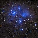 The Pleiades,                                dkamen